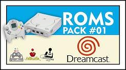 DOWNLOAD ROMS DE DREAMCAST - PACK #1