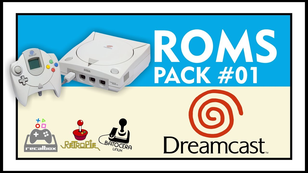 dreamcast emulator roms download