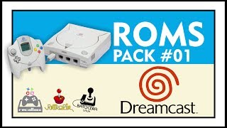 ROMS DE DREAMCAST - PACK #1