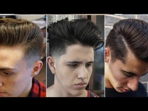 New Hair Style For Boys 2018
