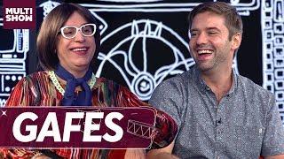 Fábio Rabin conta gafes com Roberto Justus para Darci   Tom Cavalcante   Multi Tom   Humor Multishow