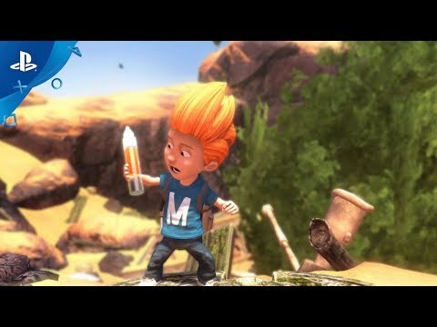 Max: The Curse of Brotherhood - Launch Trailer | PS4