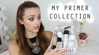 My Makeup Stash- Face Primers!