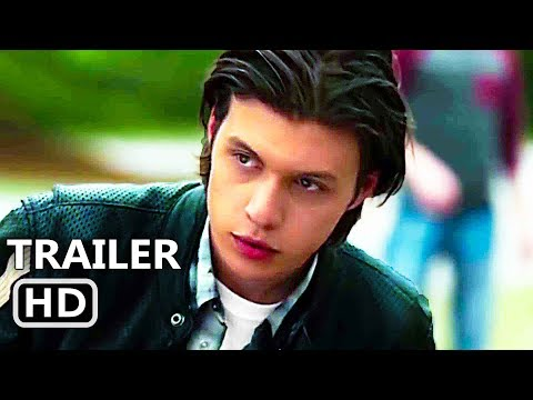 KRYSTAL   2018 Nick Robinson, Rosario Dawson Movie HD