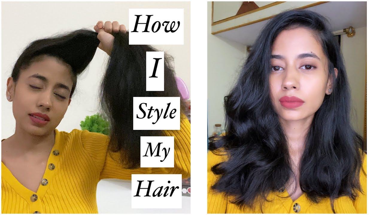How I style my Hair for Special Occasions