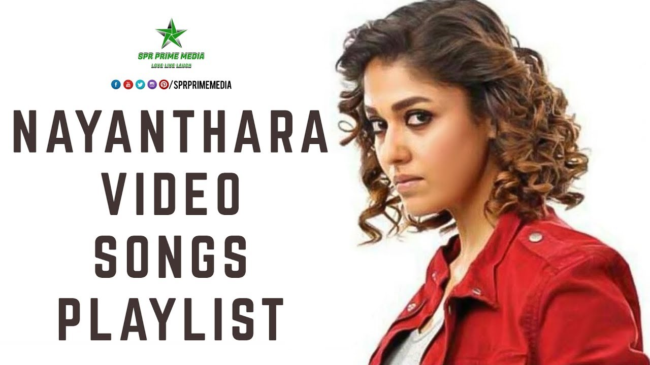 Nayanthara Video Songs HD 1080P BluRay Introduction ...