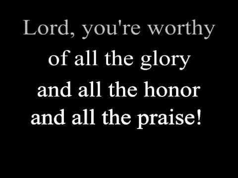 When I Think About The Lord (lyrics) - Christ for the Nations