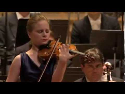 Julia Fischer - Tchaikovsky - Violin Concerto in D major, Op