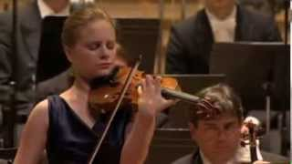 Julia Fischer - Tchaikovsky - Violin Concerto in D major, Op 35