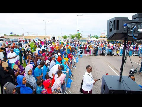 Happy Somali independence day July 1 Seattle Somali America 2018 HD VIDEO