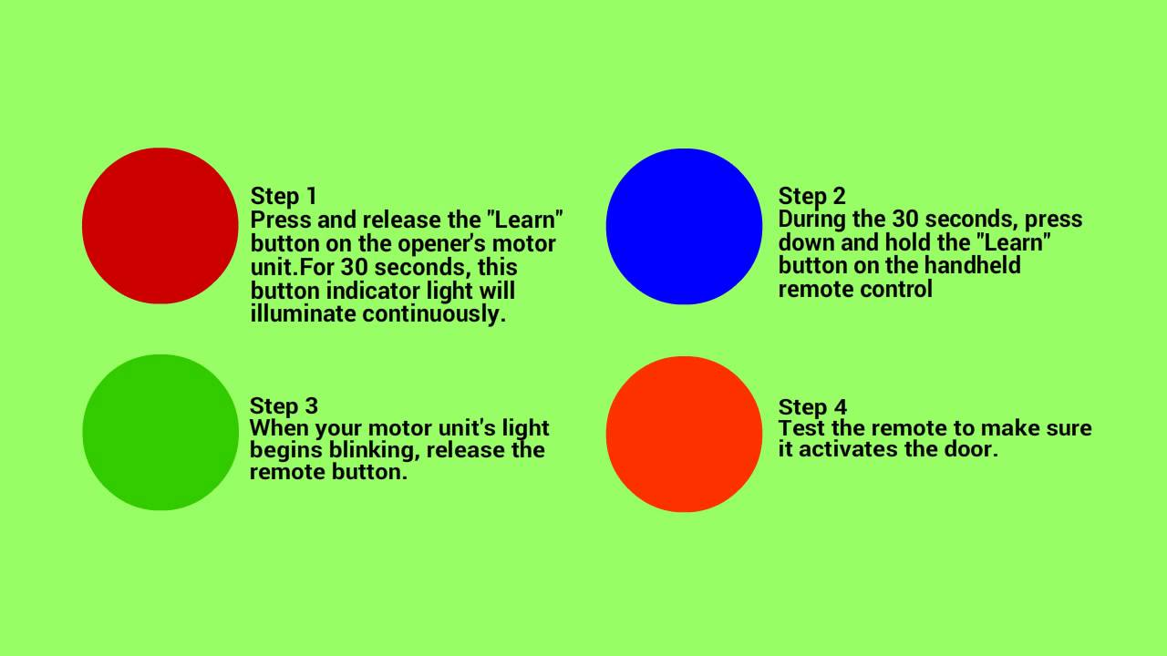 How to reset a liftmaster garage door youtube how to reset a liftmaster garage door rubansaba