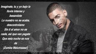 Alexis Y Fido Ft Maluma Imaginate Remix 2016 Letra ♥️ I Alex Gancino