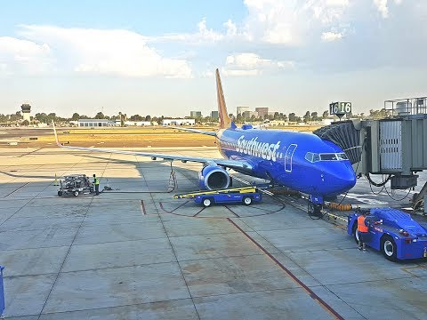 SOUTHWEST AIRLINES FLIGHT EXPERIENCE