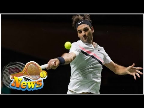 Atp rotterdam: roger federer ousts andreas seppi for his 146th atp final