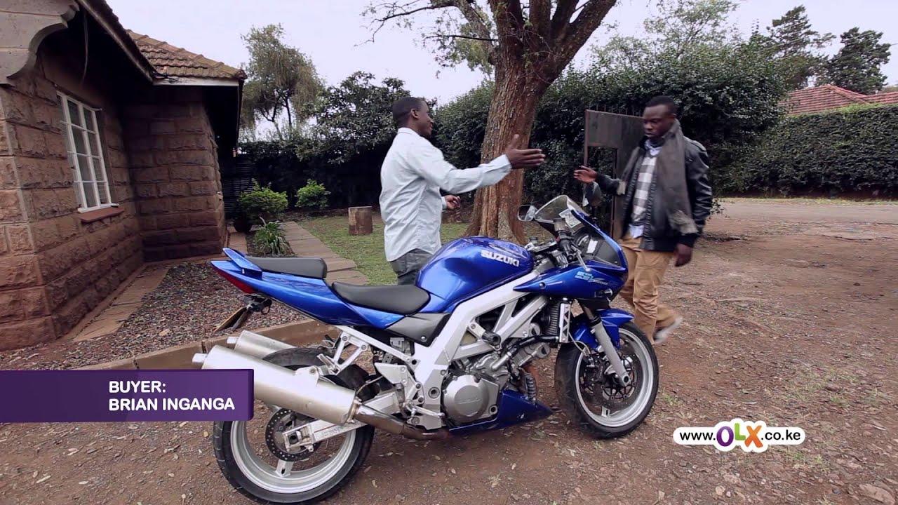 OLX Season 2 Episode 17 (Motorcycle)