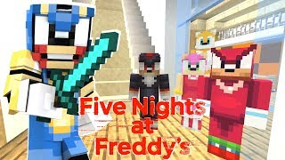 Minecraft Sonic The Hedgehog  SONIC39;S FIVE NIGHTS AT FREDDY39;S 120