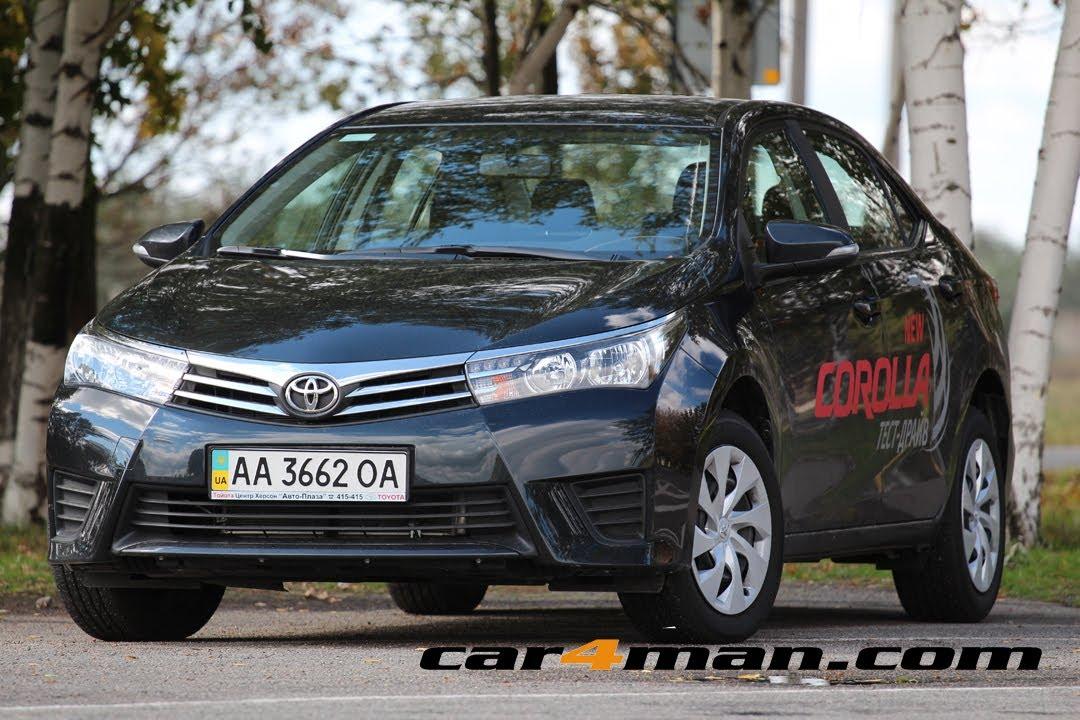 ДаVайПротестим Toyota Corolla «Элит Такси» - YouTube