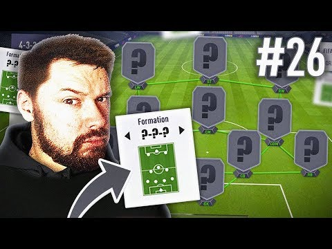 THE BEST FORMATION IN FIFA! - #FIFA18 DRAFT TO GLORY #26