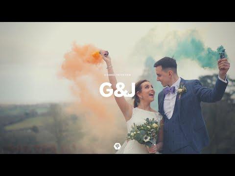A Bredenbury Court Wedding - Georgia & James