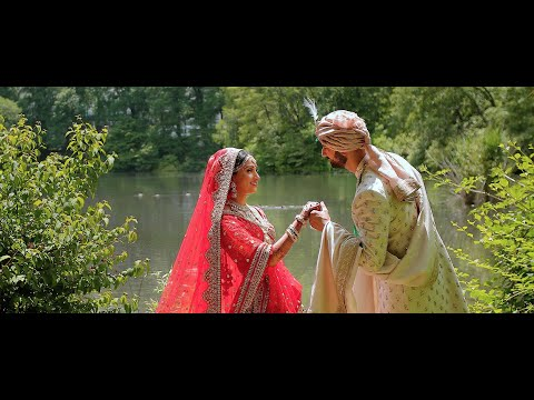 Luxury Indian Wedding in New York City (Watch in 4K) | Pragati & Rahul