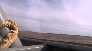 Santa Rosa vuela desde el aire