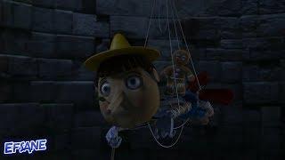 Şrek 2 - Pinokyo Bi Yalan Söyle | HD