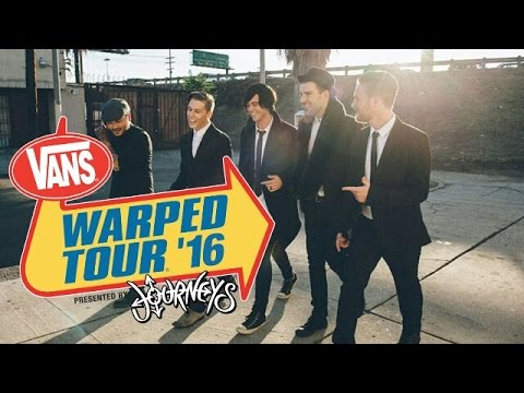 Sleeping With Sirens (Live Vans Warped Tour 2016)