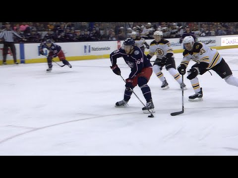10/30/17 Condensed Game: Bruins @ Blue Jackets
