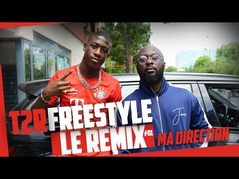Youtube: T2R : Ma Direction – Le remix [Freestyle]
