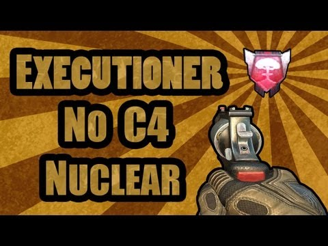 Nuclear A Executioner (No C4) - Opinion Sobre El Boost - Black Ops 2