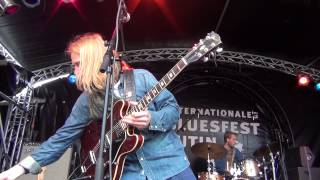 Bluesfest Eutin 2015  Marcus Løvdal Band (N) – Swingin