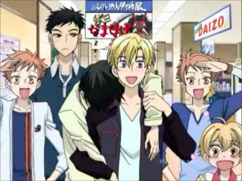 Funny Ouran Moments