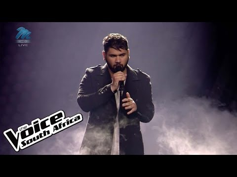 Craig - Every Breath You Take | The Live Show Round 7 | The Voice SA