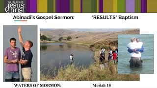 What is the Gospel? New Testament vs Book of Mormon