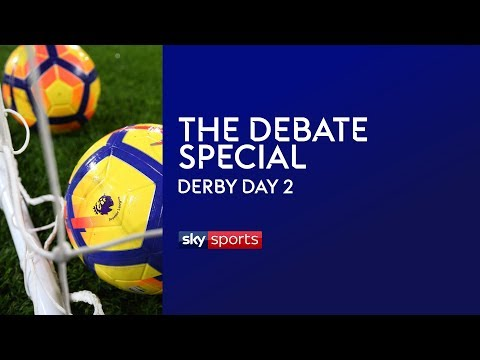 LIVE | Will Man City win the Premier League against Man Utd? | The Debate