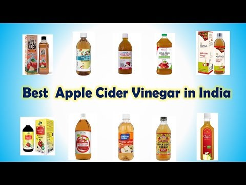 Apple Cider Vinegar In India With Price