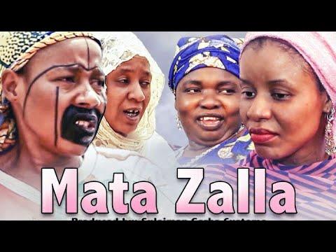 Download MATA ZALLA 1&2 LATEST HAUSA FILM