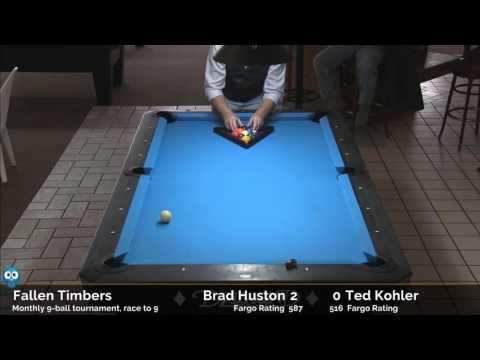2016-02-13 Fallen Timbers: Brad Huston vs Ted Kohler