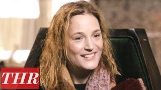 'Phantom Thread' Star Vicky Krieps on Playing Daniel Day-Lewis' Last Leading Lady | THR