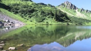 Rando Pêche au Lac de Lessy (Hte Savoie)
