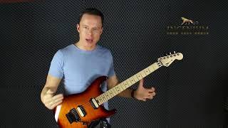 Baixar How I practice triads & 4 note arpeggios - Guitar mastery lesson