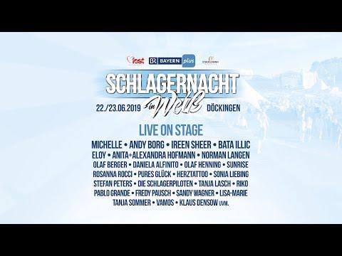 5. Schlagernacht in Weiß 22.06.2019 (Official Trailer)