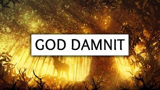 Illenium ‒ God Damnit (Lyrics) ft. Call Me Karizma