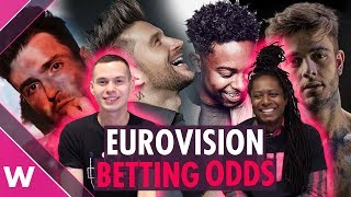 Eurovision betting odds: Netherlands and Russia favourites to win 2019 song contest