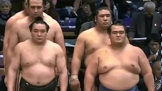 Ноябрьский турнир по сумо 2013 год 1-3 дни Кюсю Басё Фукуока  Kyushu Basho Fukuoka