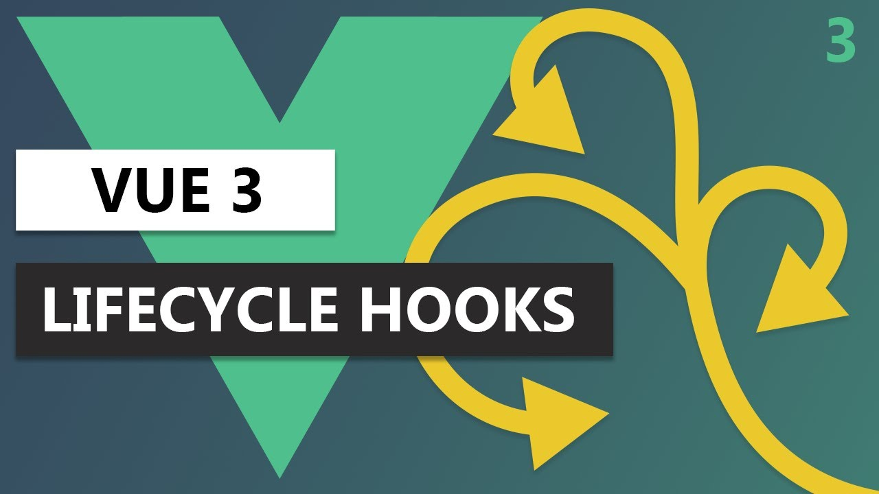 Lifecycle Hooks in Vue 3