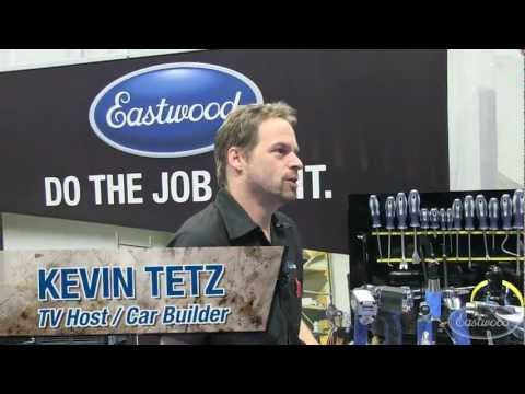 Hand Tools, Screwdrivers, Wrenches, Impacts - Interview with Kevin Tetz at SEMA from Eastwood