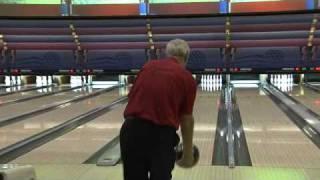 Legend Carmen Salvino Bowling 2010 USBC Masters