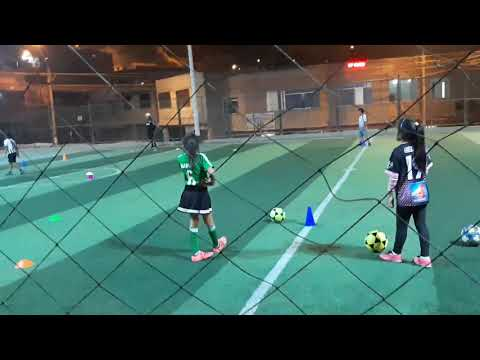 La Dupla MA-GI, Madiel Y Gianella Del MV Soccer