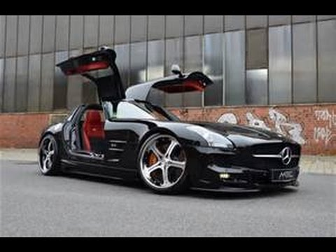 Marvelous Mercedes SLS AMG Black Series Review